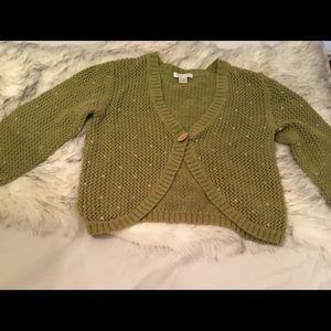 Christopher & Banks sweater vest